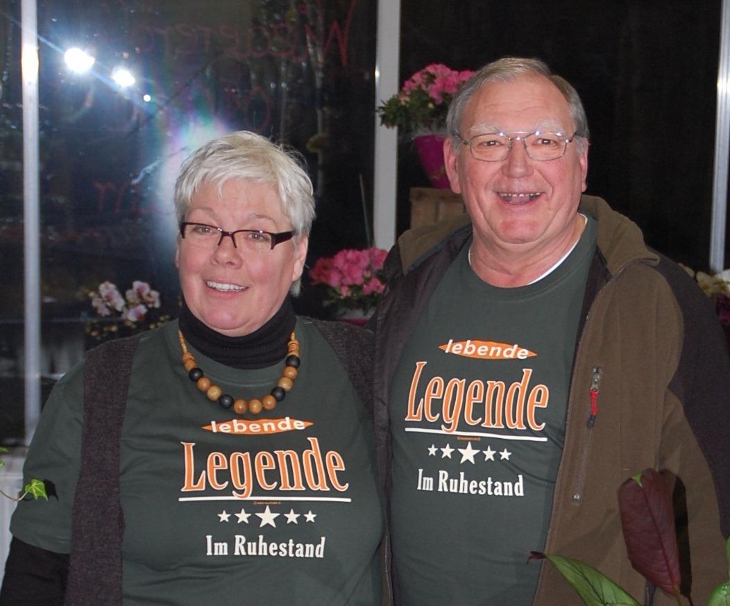 Rentner Walter und Doris - 2013